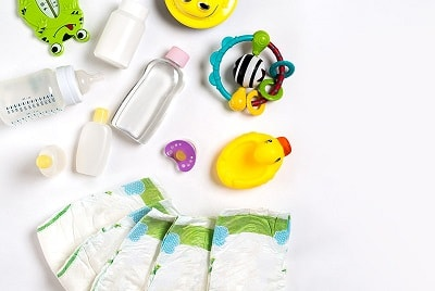Option+ Baby Care Products