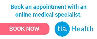 Book a doctor's appointment via TiaHealth