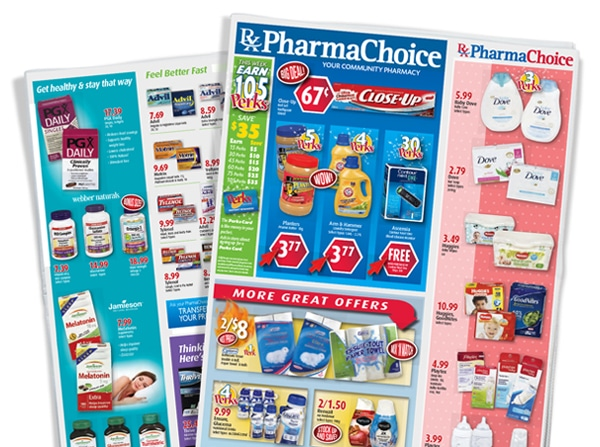 PharmaChoice Canada Flyer