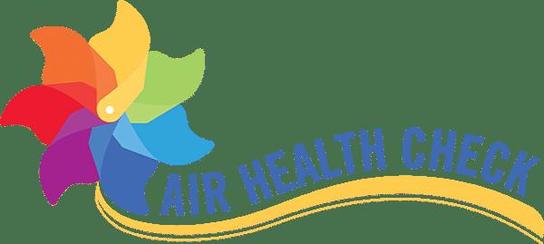 Air Health Check logo