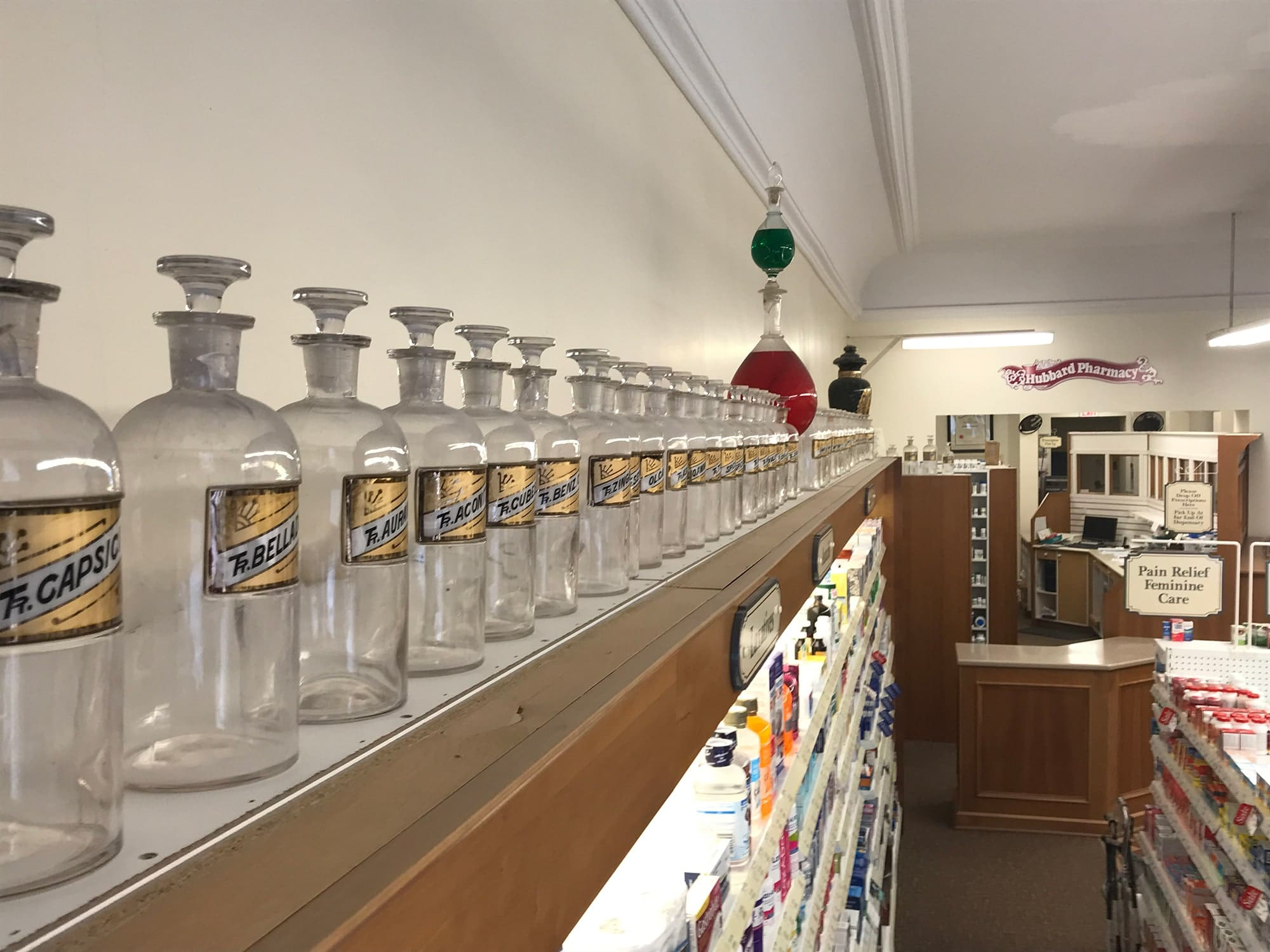 Hubbard pharmacy in Toronto