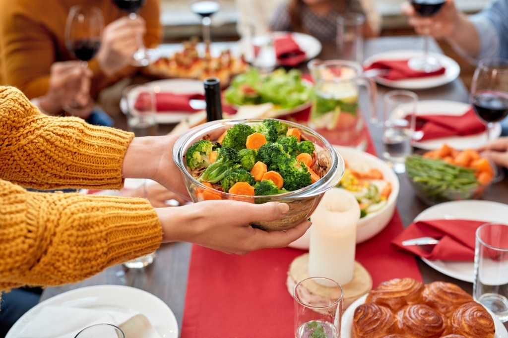 Family Pharmacy offers healthy eating advice during the Holidays