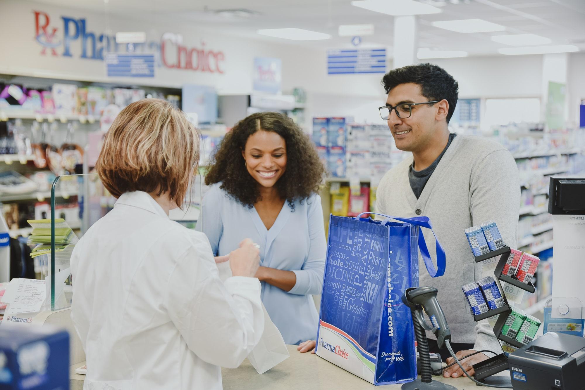 pharmachoice cashier