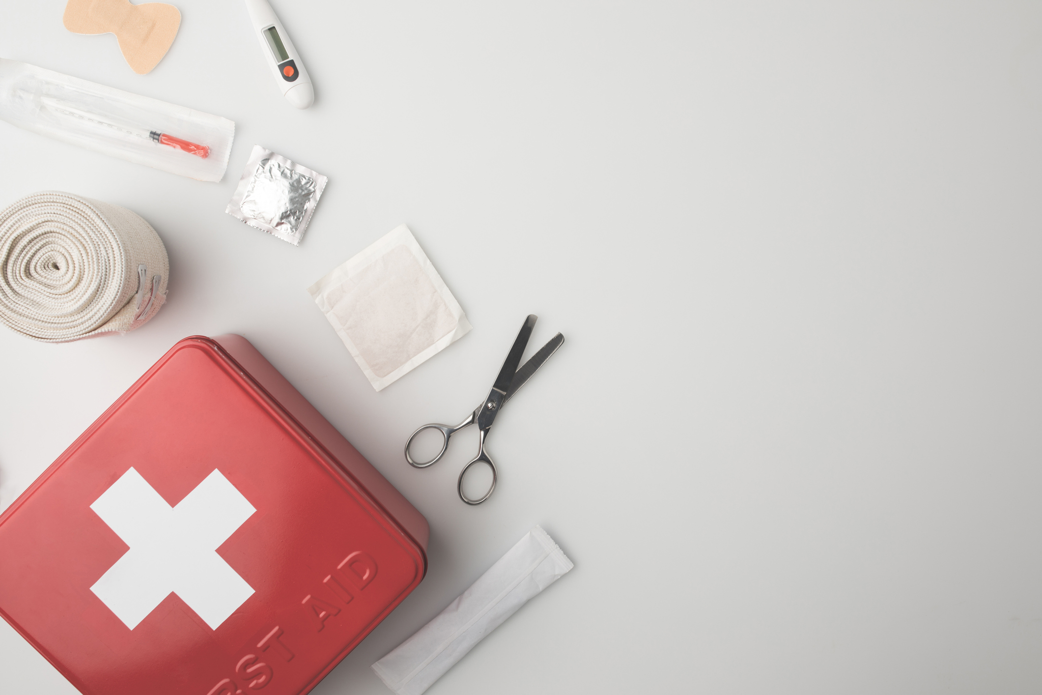 First Aid Kits at Your Medical Pharmacy